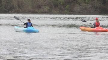 First kayak race coming to Lady Bird Lake