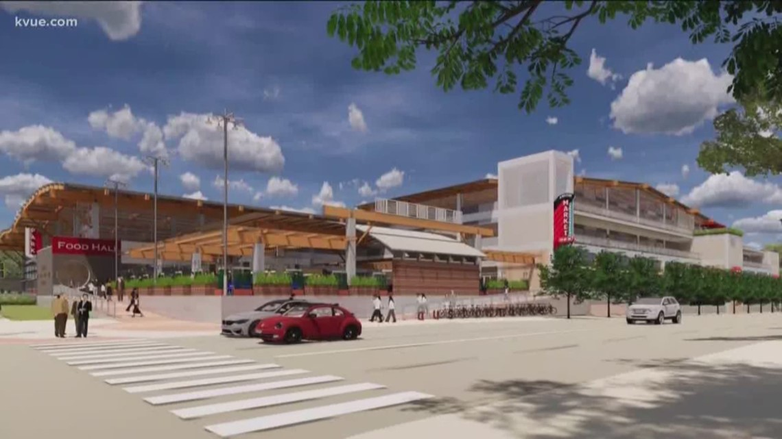 The supersized H-E-B coming to Austin's South Congress