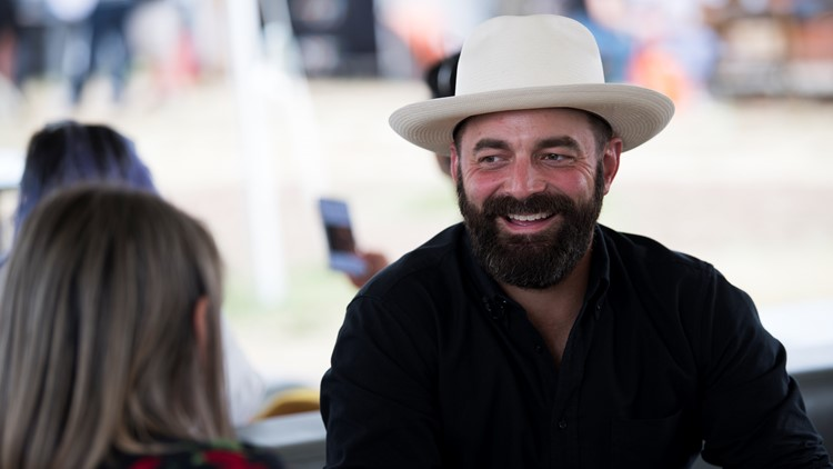 ACL Drew Holcomb interview