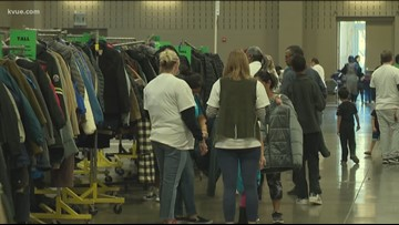 Coats For Kids collects 35,000 coats