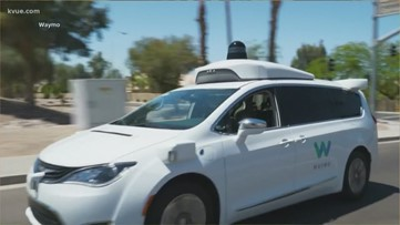 Waymo taking its driverless cars out of Austin soon