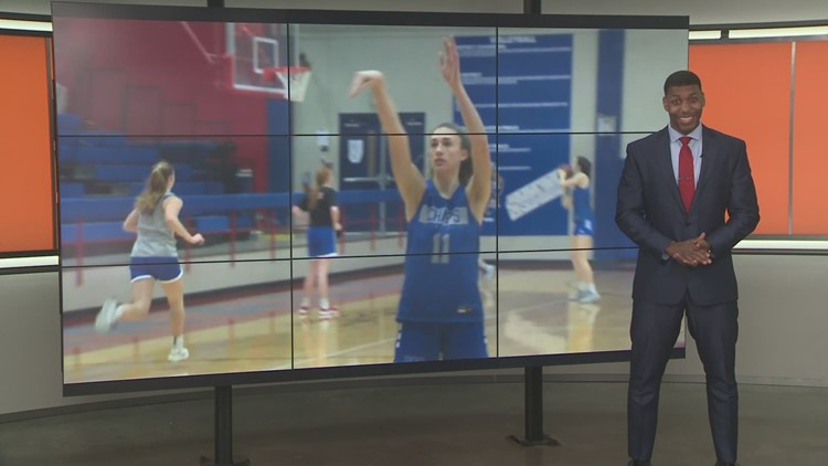 Westlake star Shay Holle to suit up for UT next season