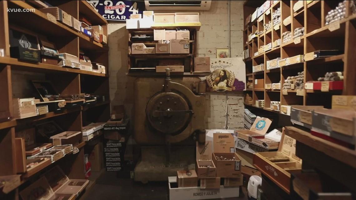Cigar Vault: Buda business helping preserve the city's history