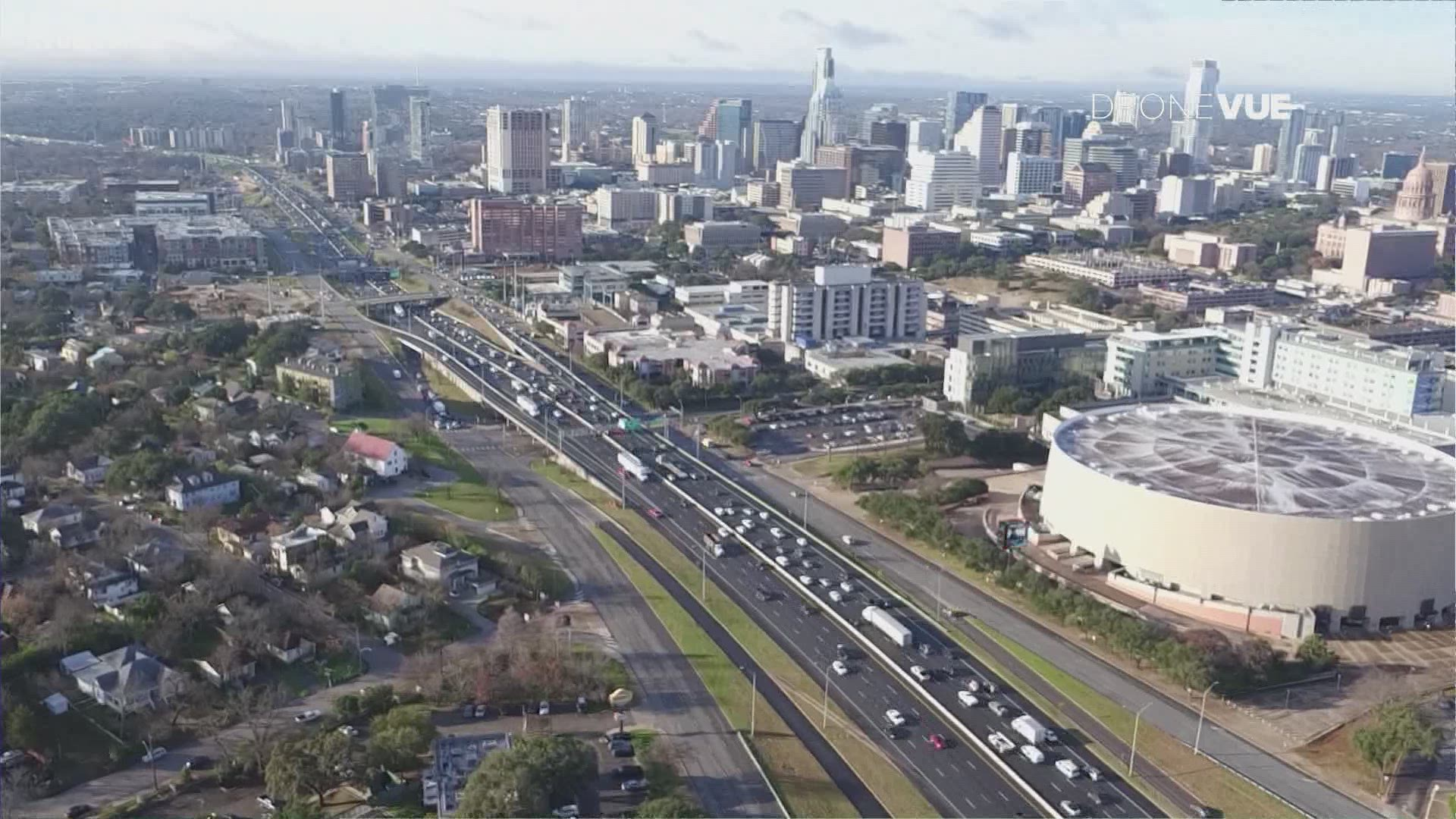 Austin council raises concerns over TxDOT's I-35 expansion proposal |  kvue.com