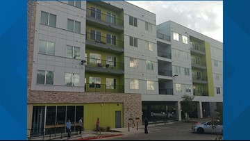 San Marcos student apartment complex evacuated due to concerns about building stability