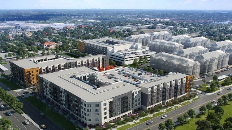 Austin 'Urban East' multi-family development to break ground