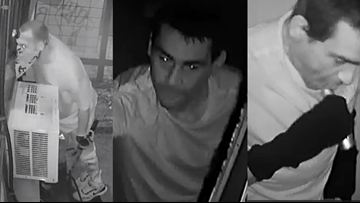 Austin police looking for burglars caught on camera stealing from food trucks