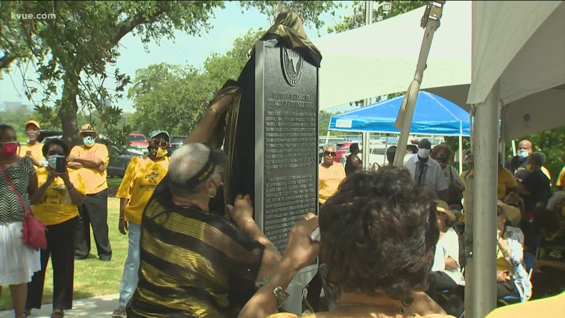L.C. Anderson historical marker unveiled