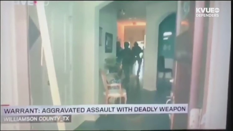 Father suing Williamson County over no-knock home invasion filmed during 'Live PD'