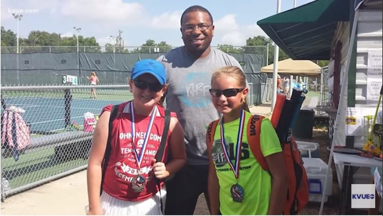 Pay It Forward: Taylor man sharing his love of tennis with others