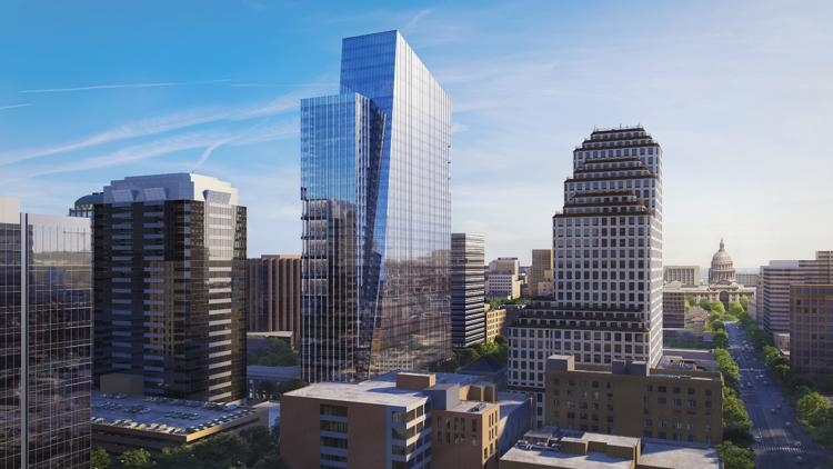 Downtown Austin's Indeed Tower being sold for $580 million