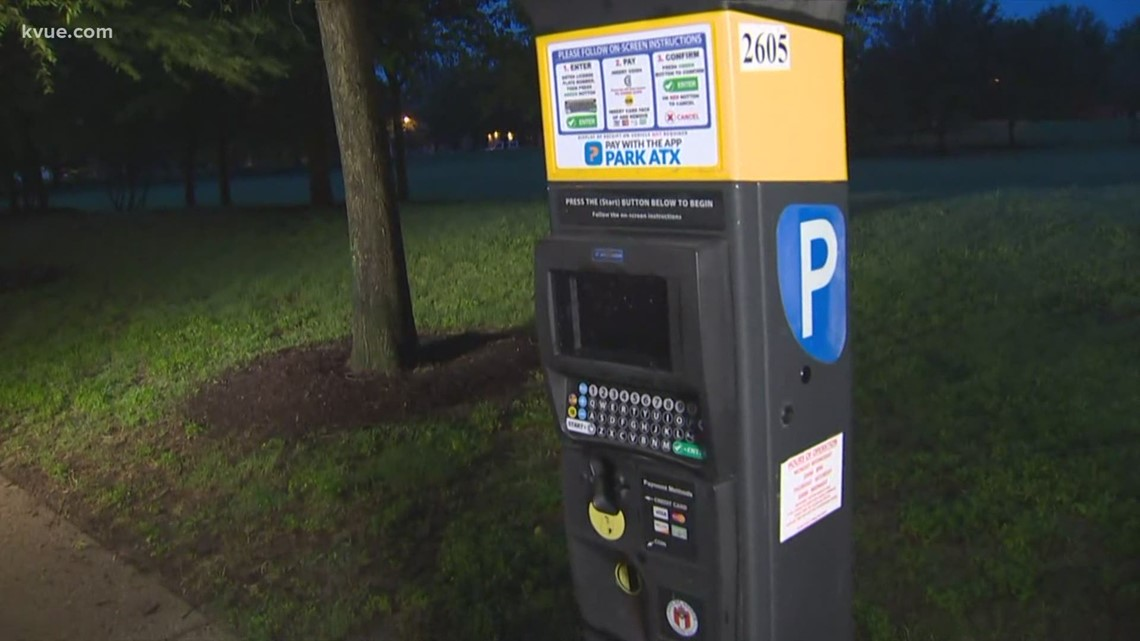 Austin could forgive parking tickets for people who are voting
