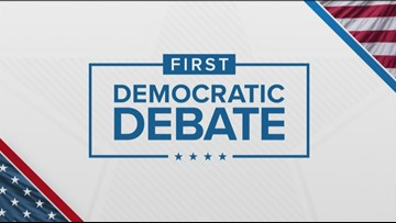 Democratic candidates to go head-to-head in Night 2 of debate