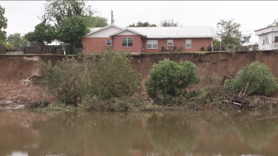 Marble Falls Families Returning Home After Flooding Kvue Com