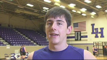 Liberty Hill Panthers headed to first boys state basketball tournament since 1991