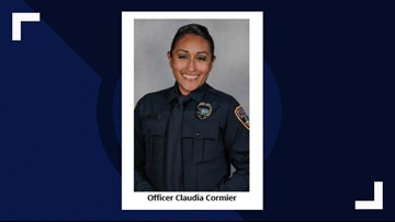 'I cannot describe how excruciating the pain was' | San Marcos officer opens up about accident that took her leg