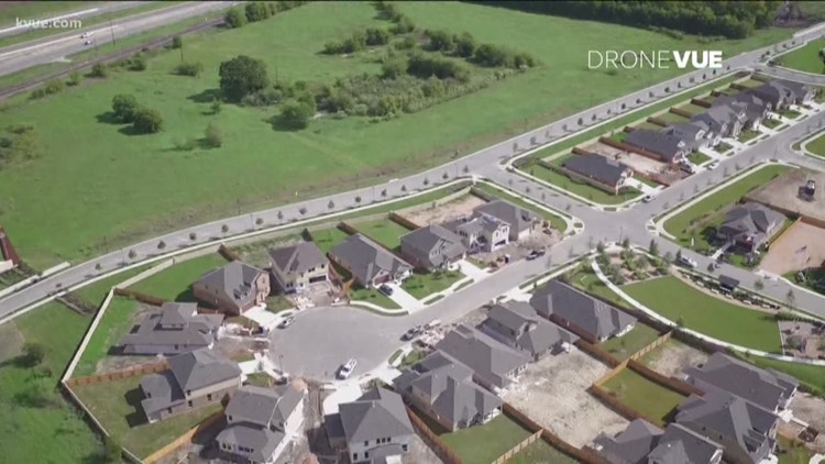 Boomtown 2040: Plan approved for 1,200 homes near Round Rock