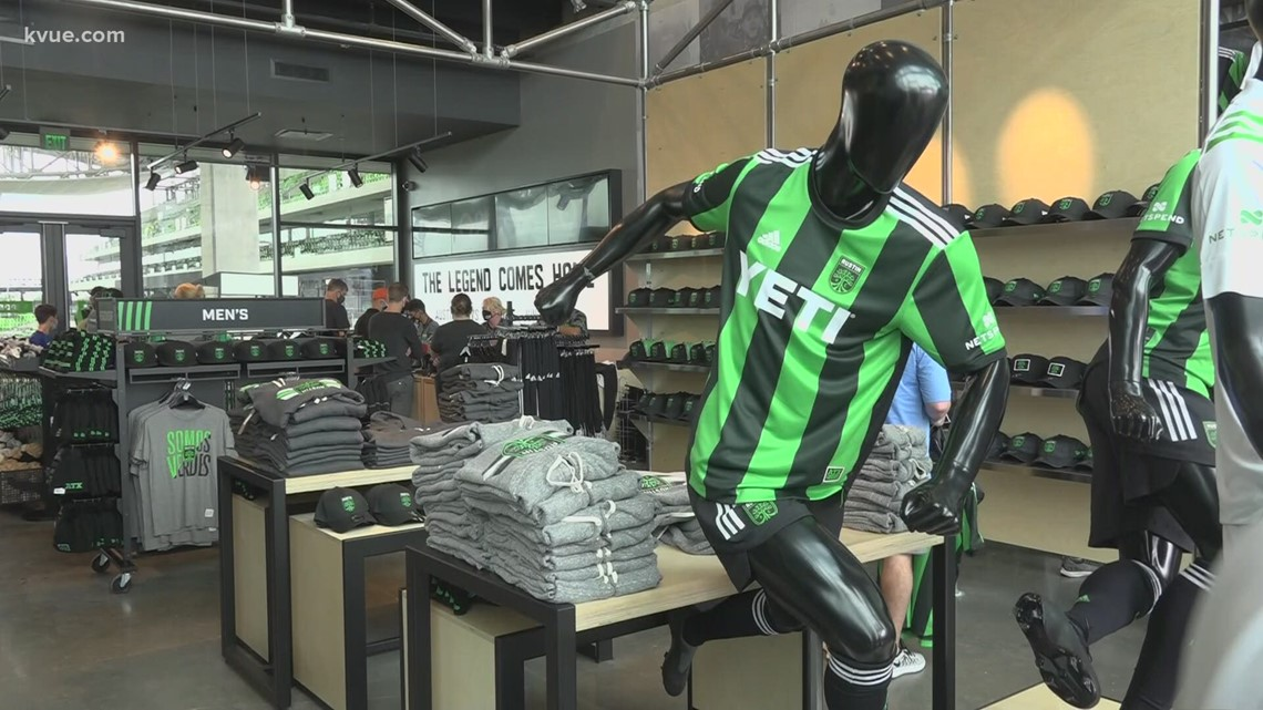 Austin FC's 'Verde Store' to open at Q2 Stadium