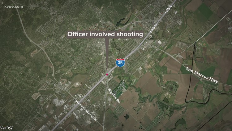 San Marcos officer-involved shooting