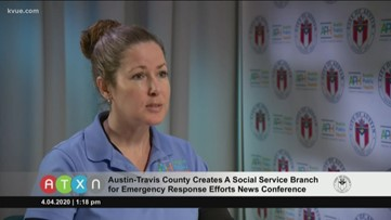 Austin-Travis County creates social services branch for COVID-19 response efforts