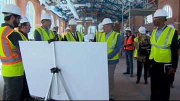 UT-Army Robotics Lab unveils construction site