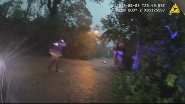 'I think they would have died' | Austin police officers honored for intense floodwater rescue