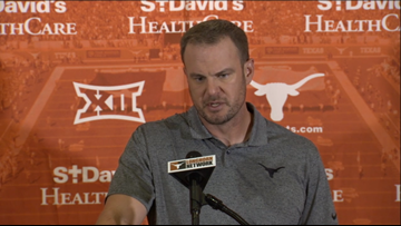 Tom Herman, Texas Longhorns eyeing 'Armageddon'-like challenge from Oklahoma State Cowboys
