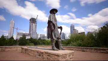 Stevie Ray Vaughan's legacy lives on in Austin