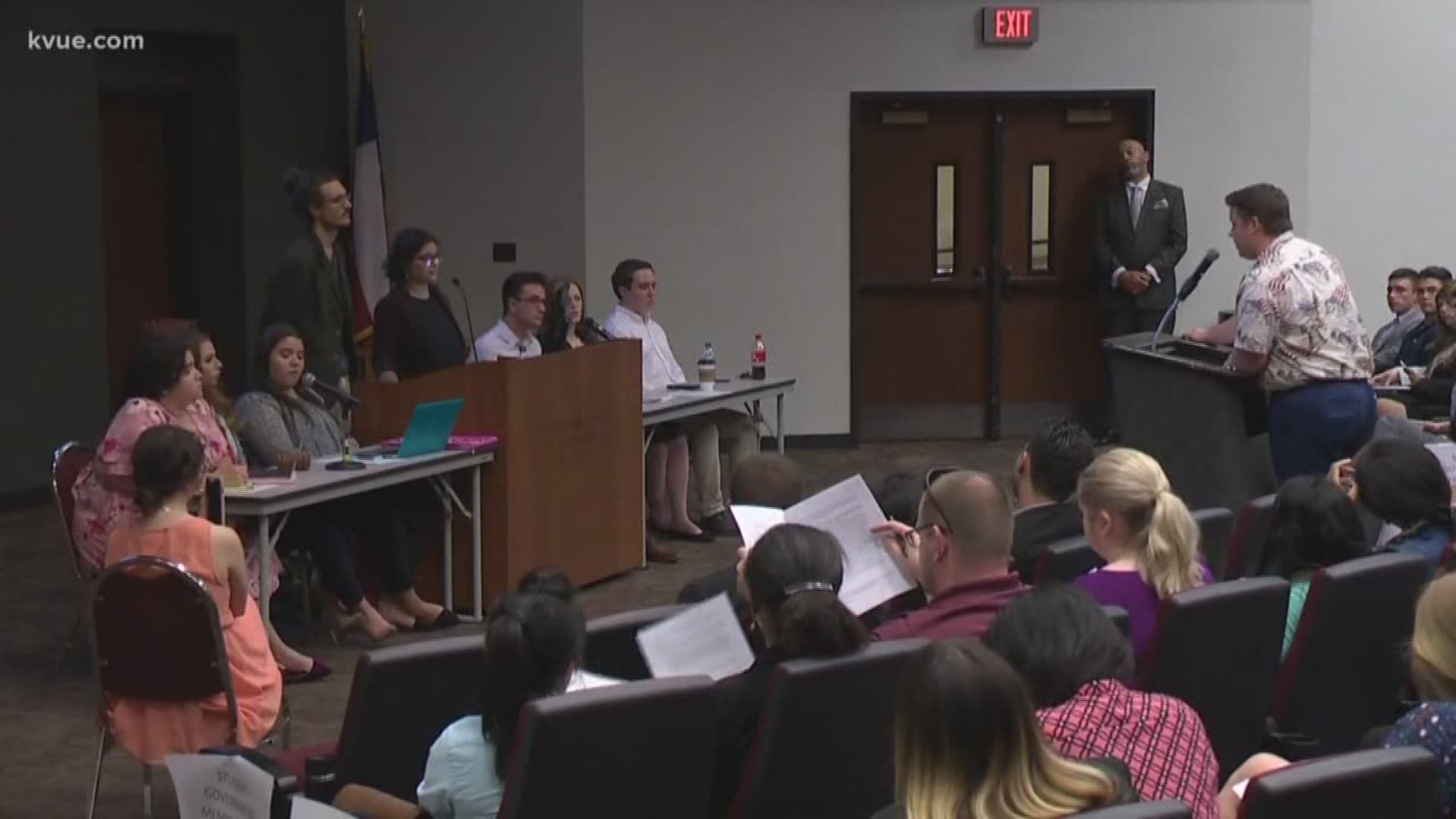 Texas State Student President Connor Clegg Impeached For