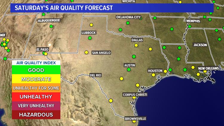 air quality texas