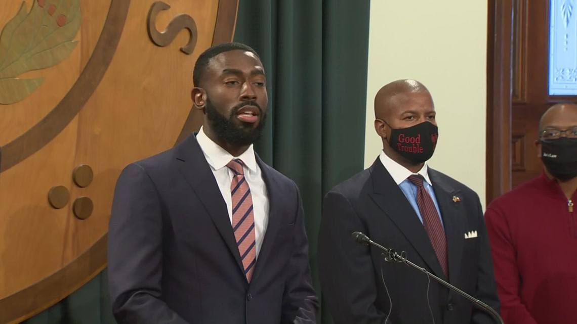 Austin-area Black leaders speak out against UT's decision to keep 'Eyes of Texas'