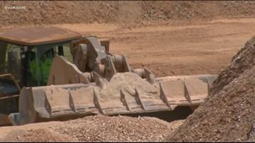 Texas committee to look into regulating rock mining