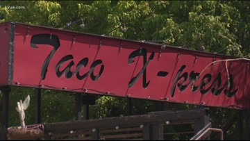 Maria's Taco Express property in South Austin up for sale