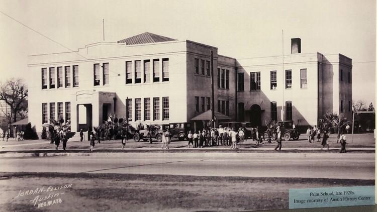 Palm School, late 1920s