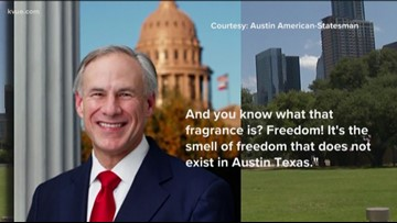 The history of the City of Austin vs. the State of Texas