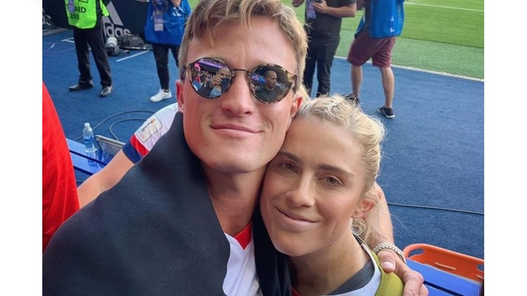 Match made in heaven: Schoenfeld, Dahlkemper reunited in Austin ahead of Wednesday's Olympic tune-up