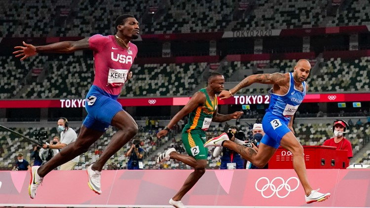 Taylor native Fred Kerley earns silver medal in 100m