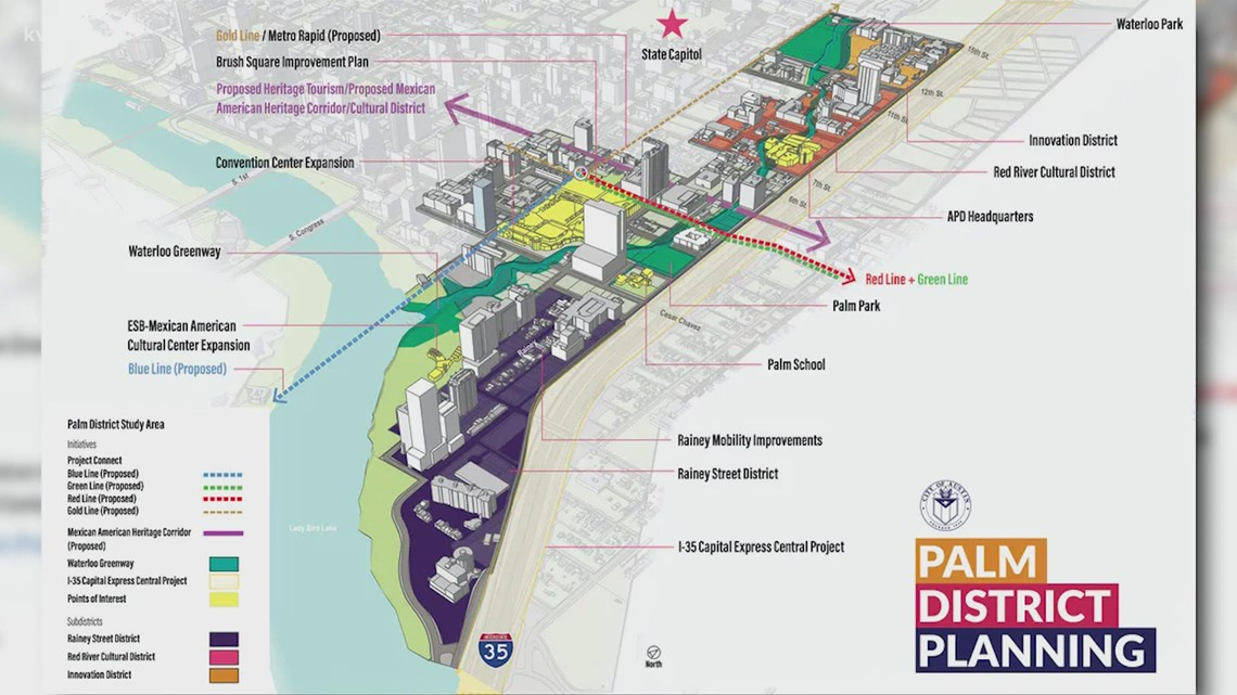 City wants feedback on Palm District's future