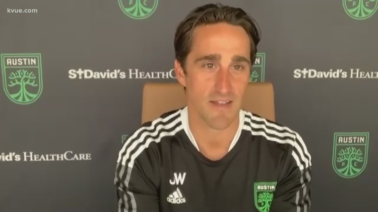 Austin FC prepares for regular season opener, taking on LA FC