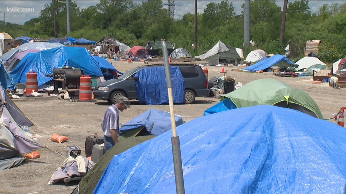 City memo says council should loosen restrictions for homeless campsite approval