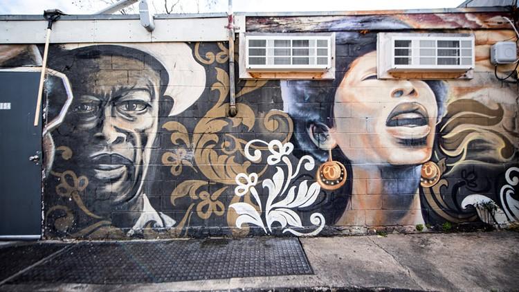 Notable landmarks that tell the story of Austin's Black history