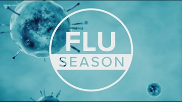Flu still hitting Central Texas, Travis County sees second death