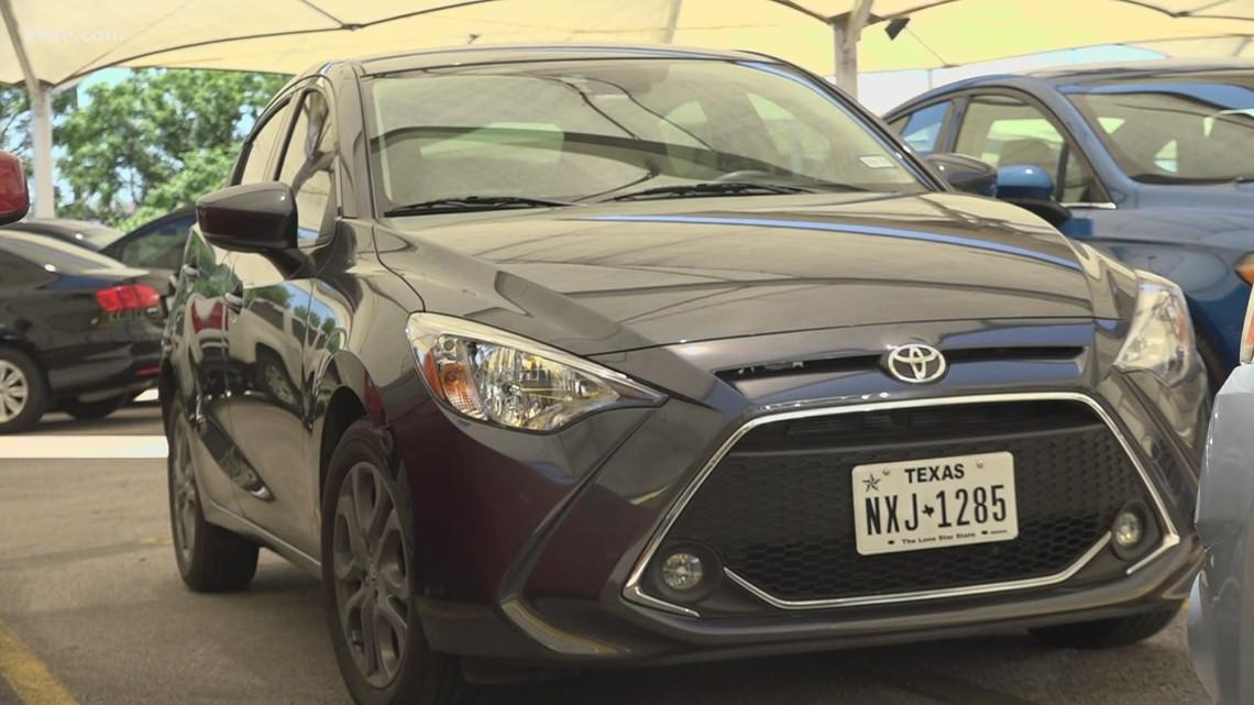 Rental car prices increase due to shortage