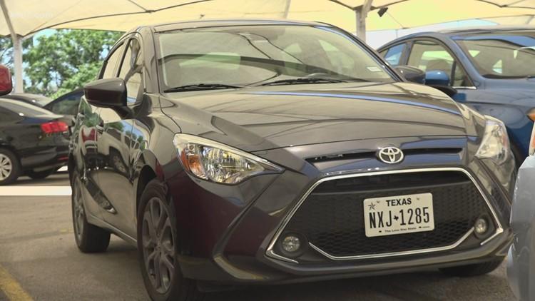 National car rental shortage slams Austin