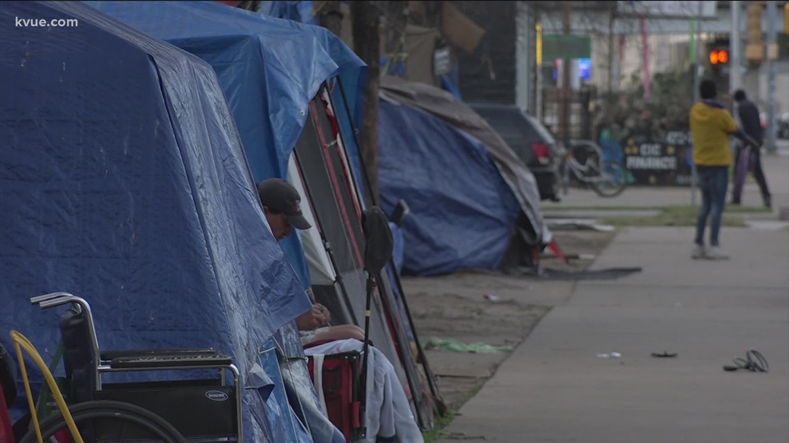 Austin leaders to discuss sanctioned homeless camp