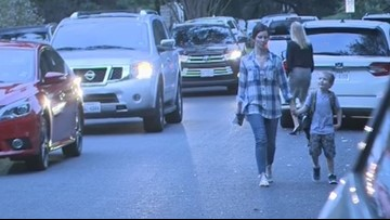 Booming student population at Hill Elementary causing congestion on nearby streets