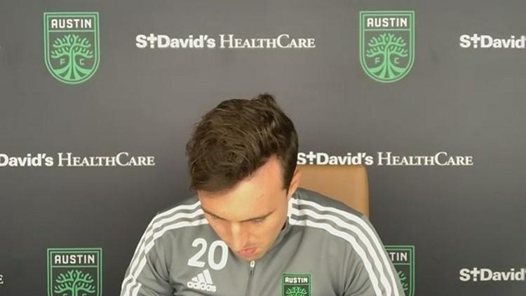 Austin FC vs. Minnesota United FC: Jared Stroud press conference - June 21, 2021