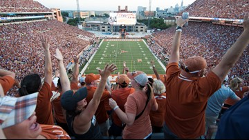 Here are options UT fans have regarding tickets of canceled athletic events due to COVID-19