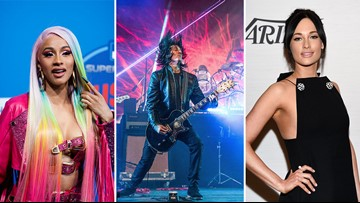 2019 ACL Fest lineup: Cardi B, Guns N' Roses, Kacey Musgraves to perform