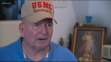 Medical device leaves Marine paralyzed